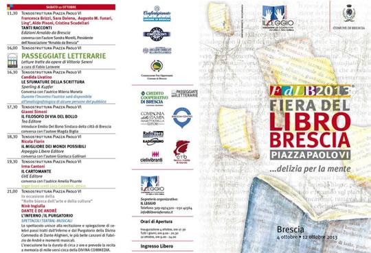 Fiera del Libro a Brescia