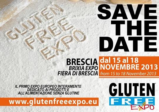 Gluten FREE Expo 2013 Brescia