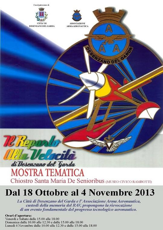 Il reparto alta velocità 2013 Desenzano