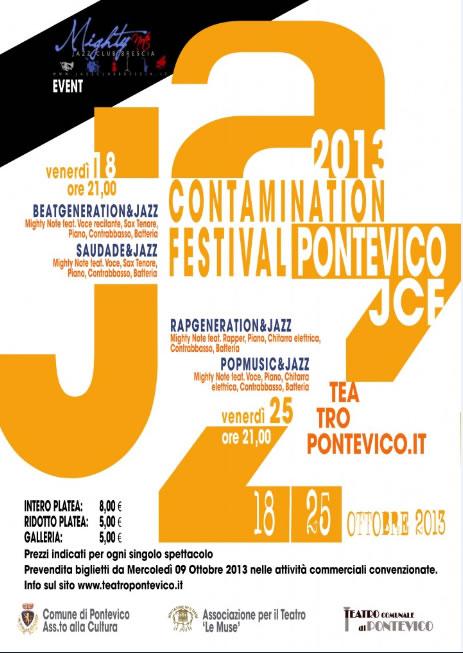 Jazz Contamination Festival a Pontevico