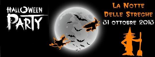 La notte delle Streghe Halloween party 2013 Idroland