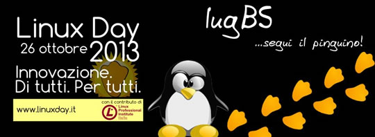 Linux Day a Rodengo Saiano
