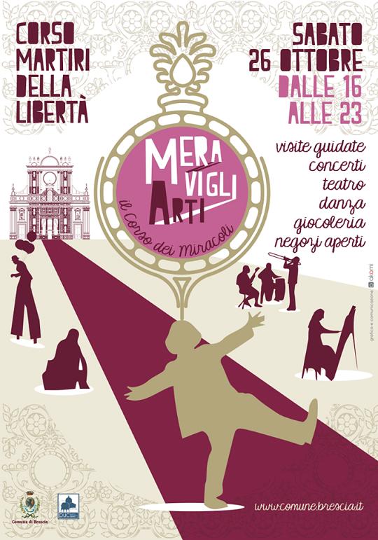 Meravigliarti 2013 Brescia