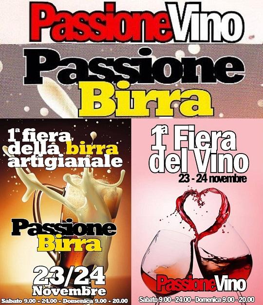 Passione Vino e Passione Birra 2013 Chiuduno (BG)