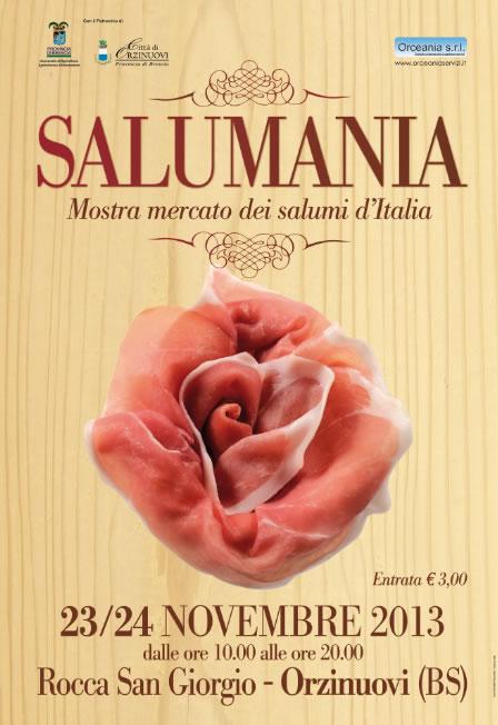 Salumania a Orzinuovi