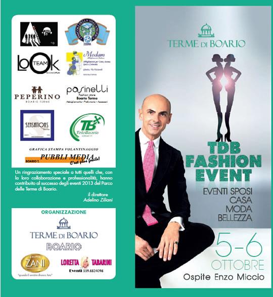Terme di Boario Fashion Event