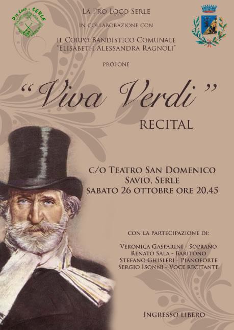 Viva Verdi a Serle