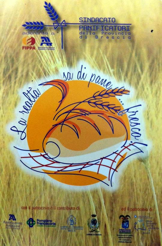 festa del pane a Brescia