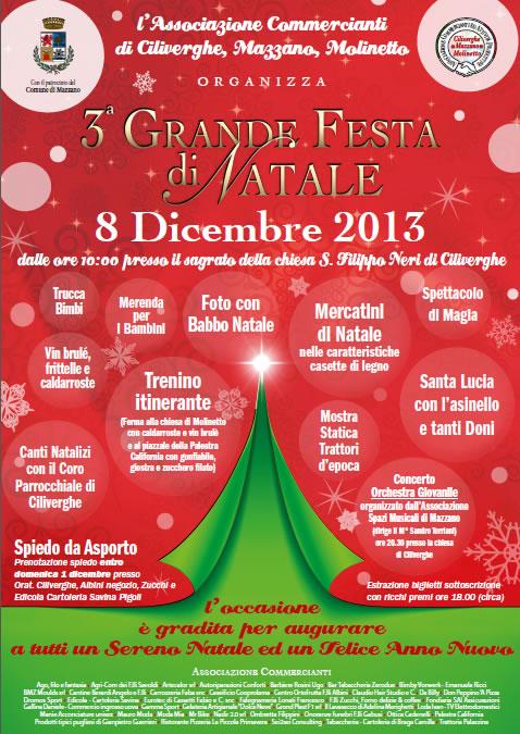 3 Grande Festa di Natale a Ciliverghe