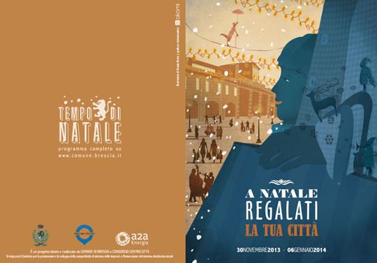 A Natale Regalati la tua Città a Brescia