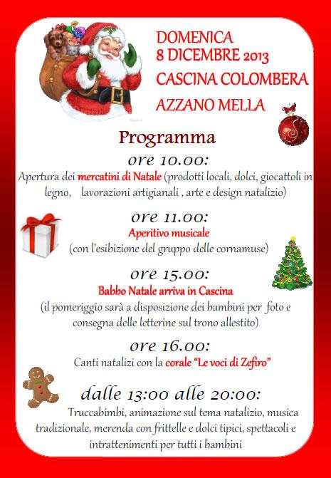 Aspettando Natale in Cascina Azzano