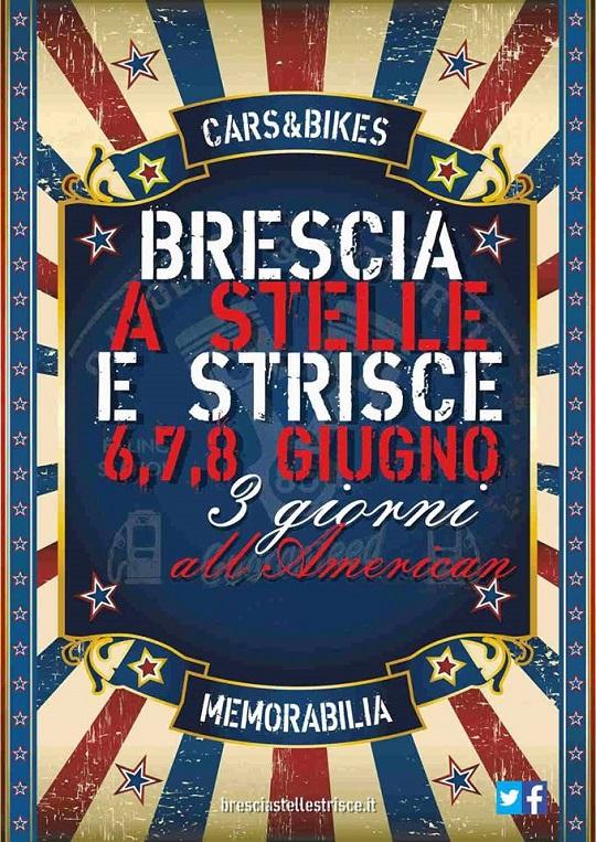 Brescia Stelle e Strisce 2014