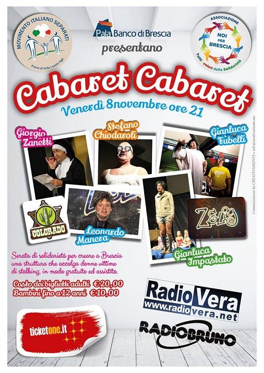 Cabaret Cabaret 2013 Brescia