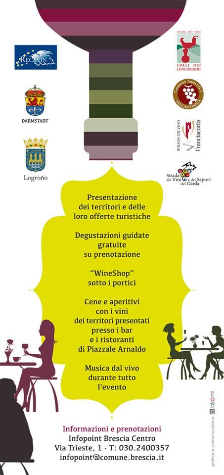 Giornata Europea dell'Enoturismo 2013 Brescia