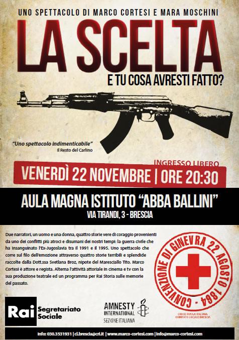 La Scelta a Brescia