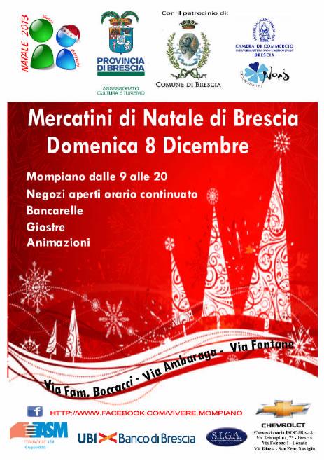 Mercatini di Natale di Brescia