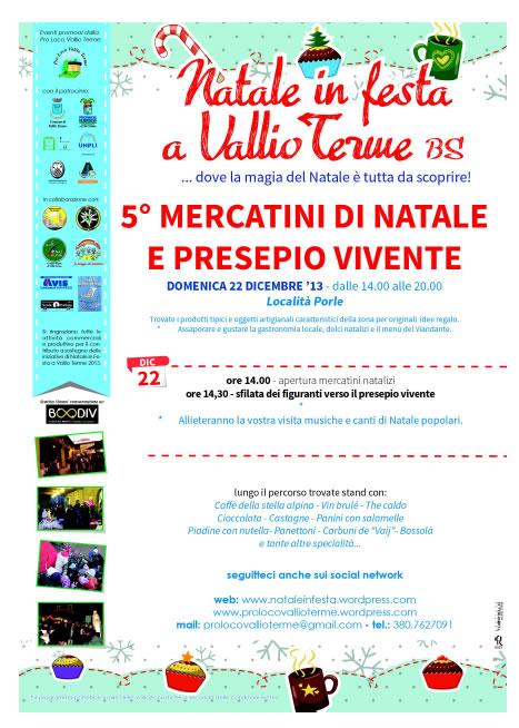 Presepio Vivente a Vallio Terme