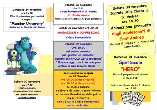 S.Andrea a Concesio