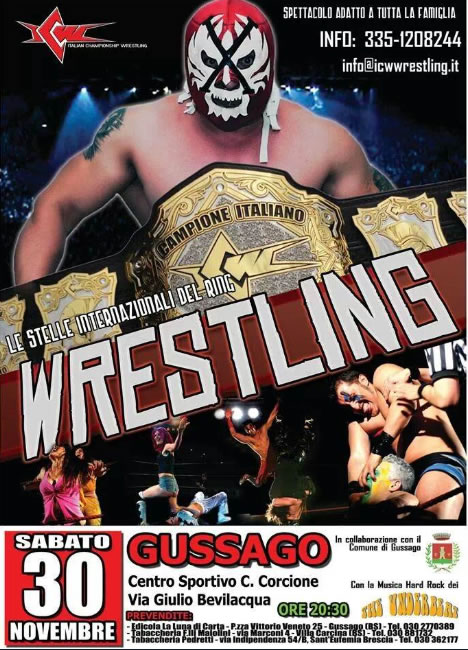 Wrestling a Gussago