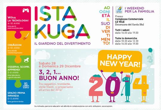 3 2 1 Buon Anno a Desenzano