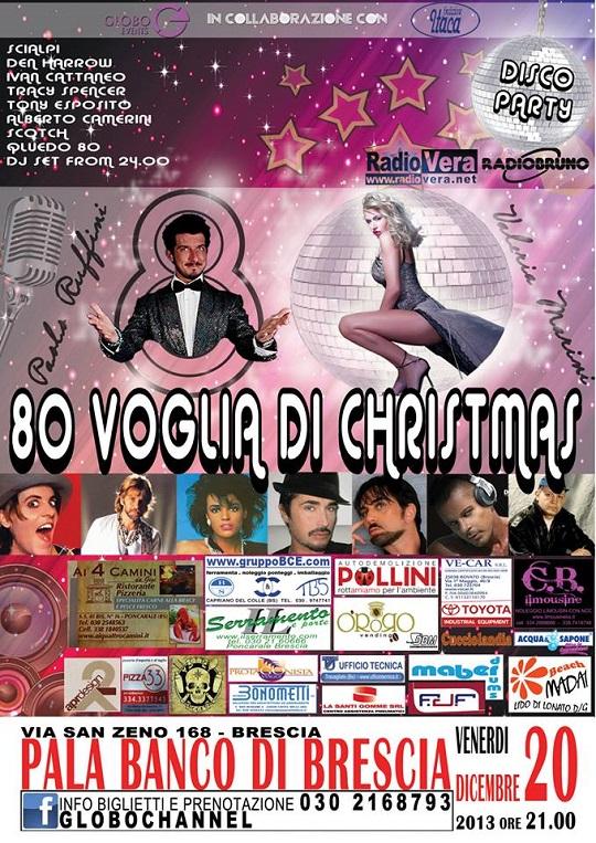 80 Voglia di Christmas 2013 Brescia