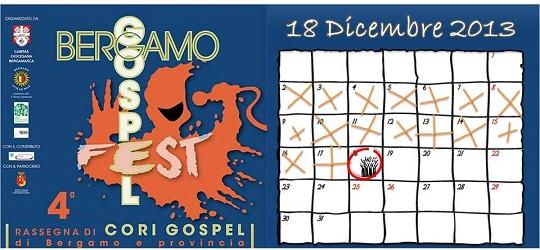 Bergamo Gospel Fest 2014 Bergamo