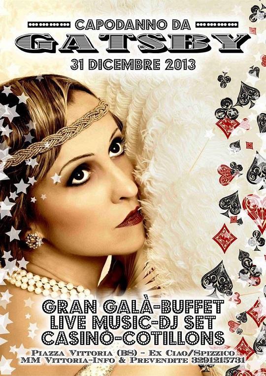 Capodanno 2014 da Gatsby Brescia 2