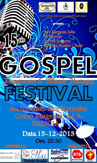 Gospel Festival a Brescia