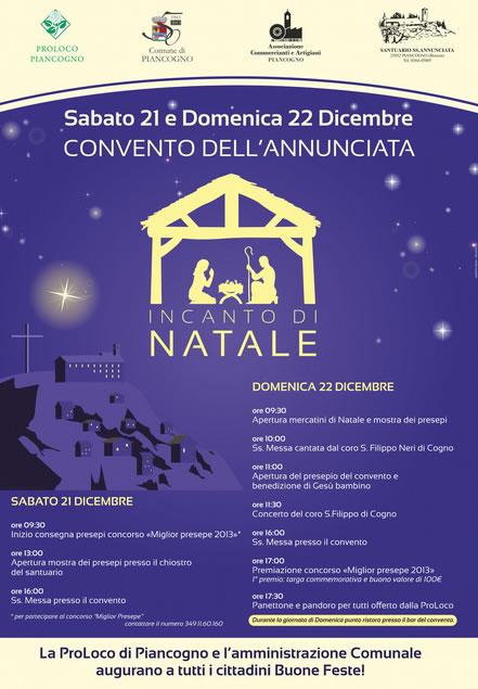 Incanto di Natale a Piancogno