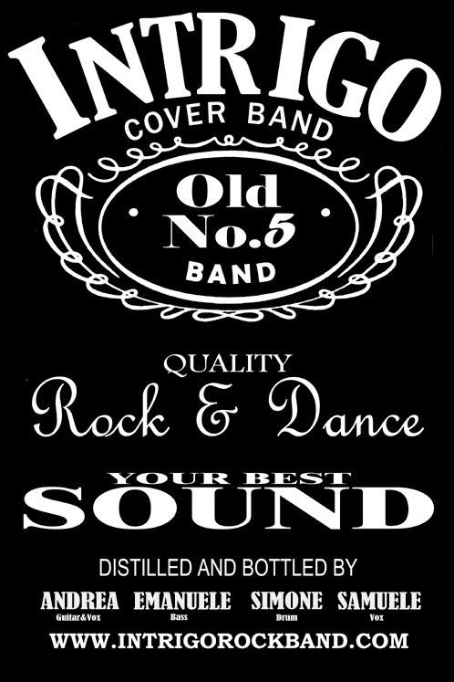Intrigo Cover Band