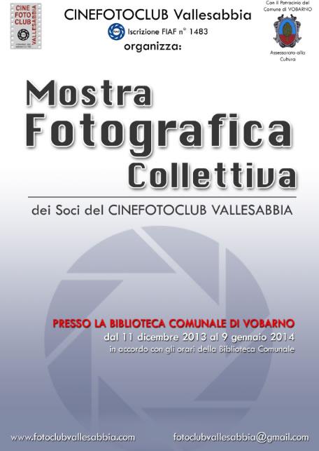 Mostra Fotografica Collettiva a Vobarno