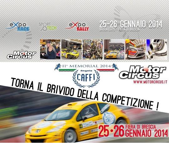 Motor Circus 2014 Brescia
