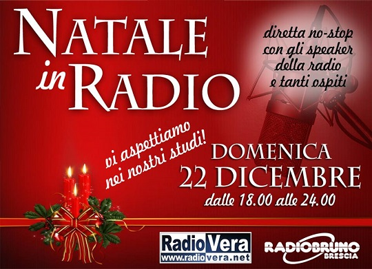 Natale in Radio RADIO VERA
