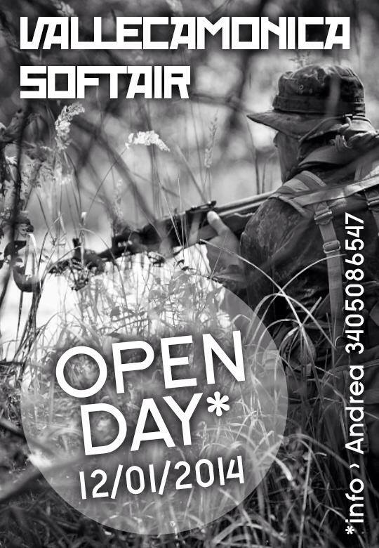 Open Day Softair Vallecamonica 2014