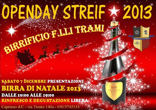 Open day Streif 2013 Capriano DC