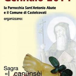 Sagra I Canunsèi de Sant'Antone 2013 Castelcovati - preview