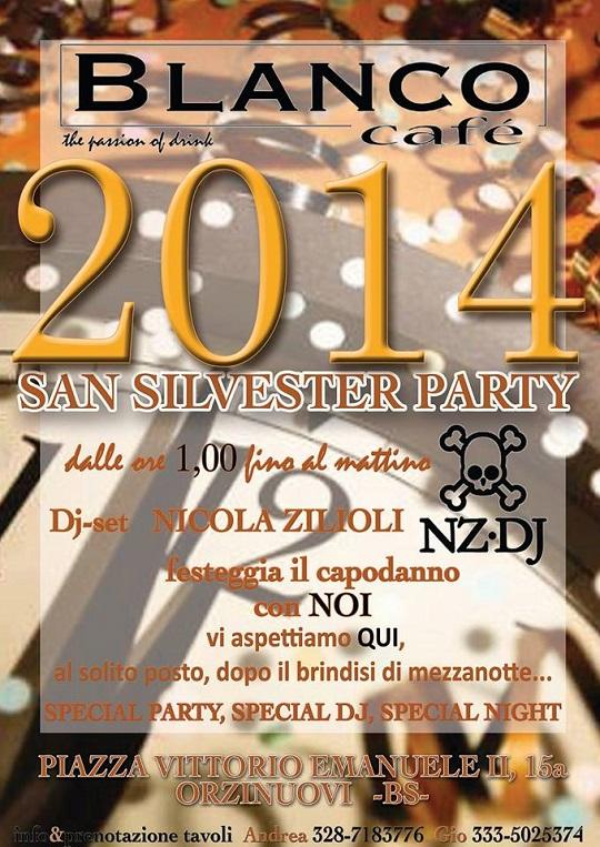 San Silvester Party 2014 Orzinuovi