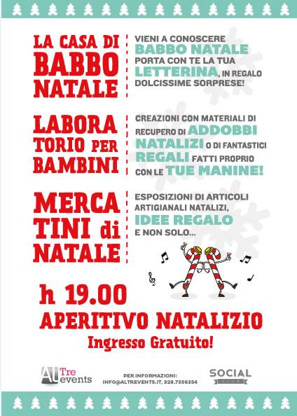 Social Christmas a Brescia