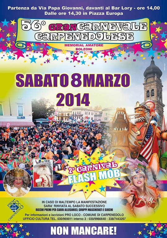 56 GranCarnevale Carpenedolese 8-Marzo-2014