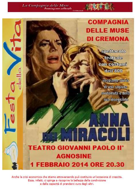 Anna dei Miracoli Agnosine
