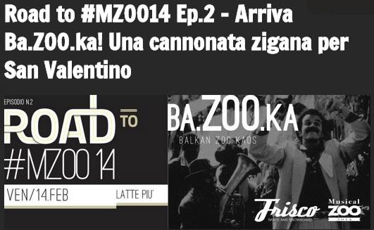 Ba.zoo.ka a Brescia