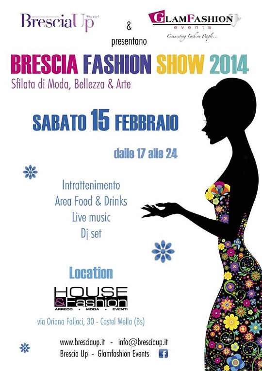 Brescia Fashion Show 2014 Castel Mella