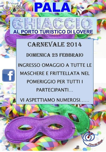 Carnevale al Pala Ghiaccio di Lovere (BG)