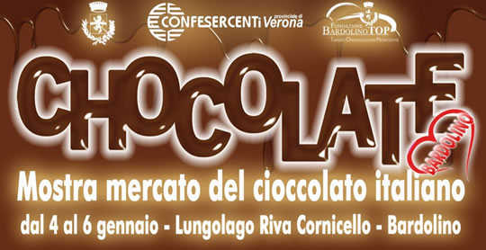 Chocolate a Bardolino