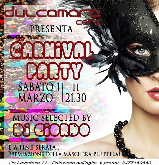 Dulcamara Carnival Party 2014 Palazzolo