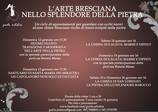 L'Arte Bresciana nello Splendore della Pietra a Brescia