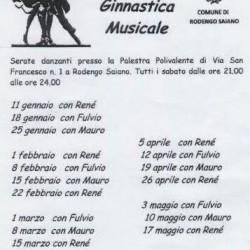Serate Danzanti a Rodengo Saiano