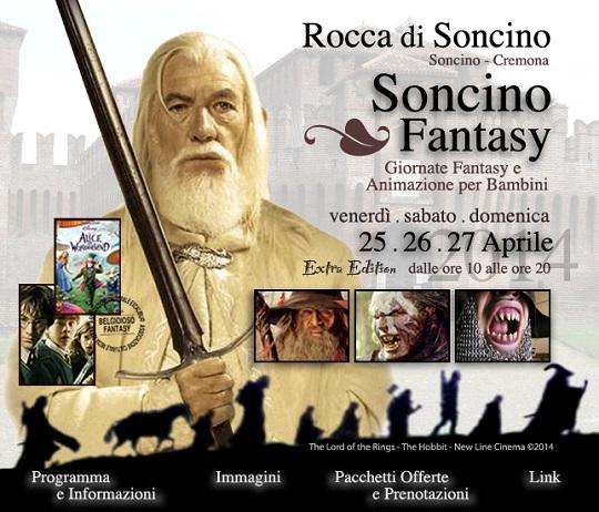 Soncino Fantasy 2014