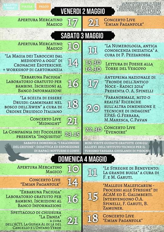 Strigarium Programma 2014