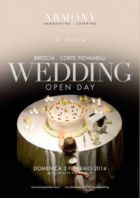 Wedding Open Day a Brescia A